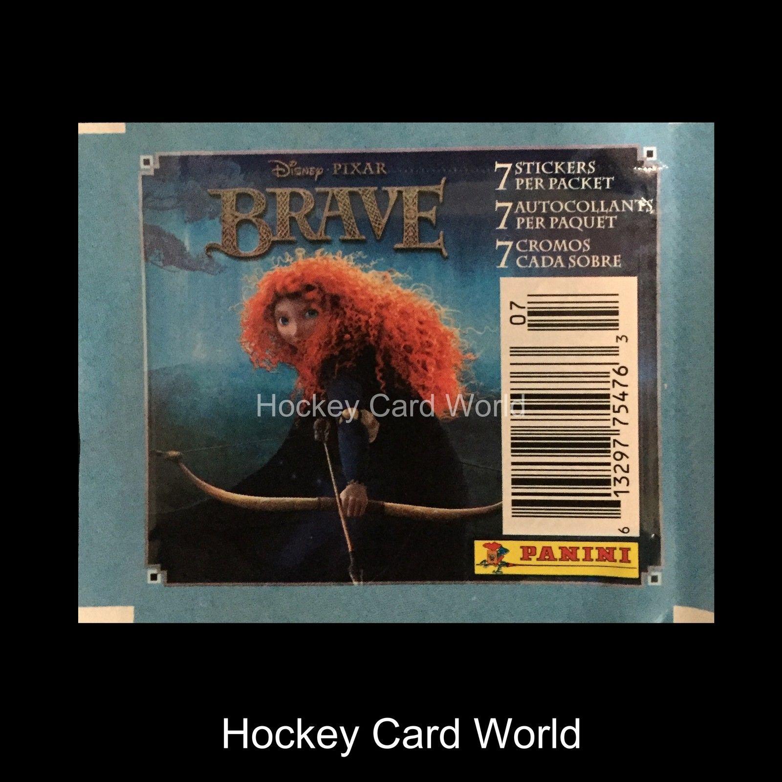 7 Album Sticker Panini Pack HCW 2011 Nickelodeon SpongeBob SquarePants